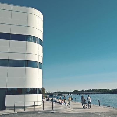Miljöbild från Umeå - Kontakta Mål & Vision Umeå